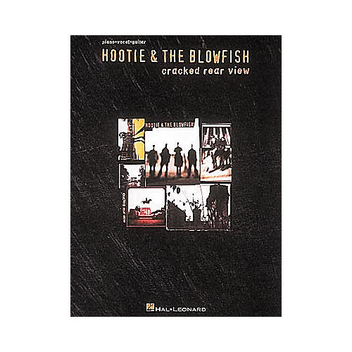 Hal Leonard Hootie and The Blowfish - Cracked Rear View Songbook