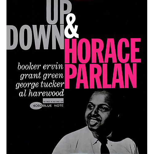 Alliance Horace Parlan - Up and Down [200 Gram Mono]