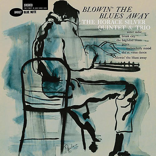 Alliance Horace Silver - Blowin the Blues Away