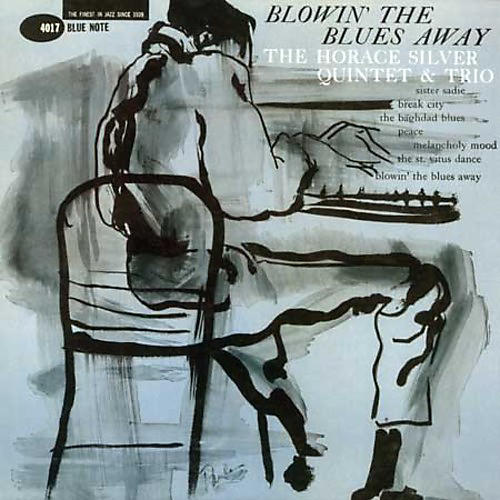 Alliance Horace Silver - Blowin the Blues Away