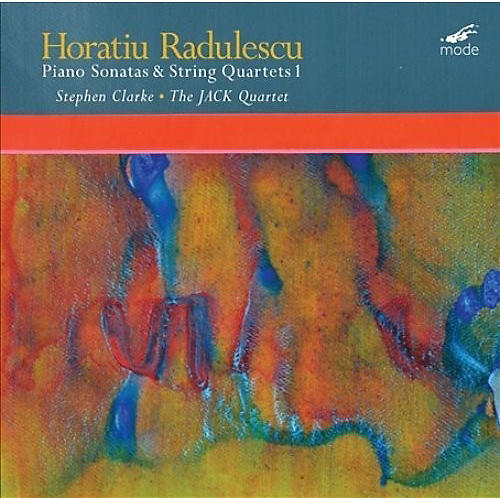 Alliance Horatiu Radulescu: Piano Sonatas & String Quartets