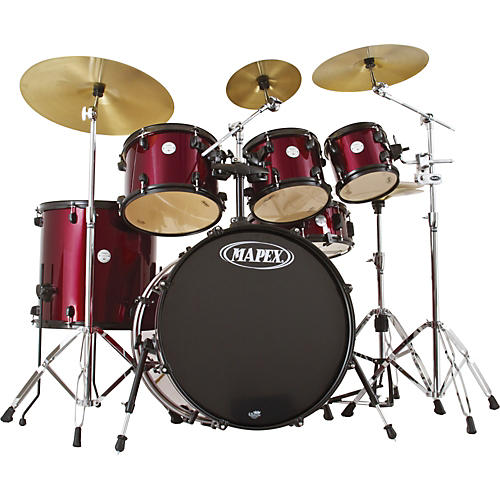 Mapex Horizon Limited Edition SRO 6 Piece Drum Set