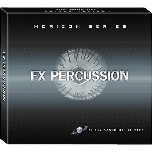 Vienna Instruments Horizon Series FX Percussion