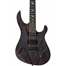 Horus FX-AM Electric Guitar Dark Black Matte