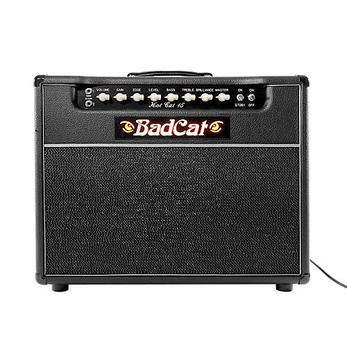 Bad Cat Hot Cat 15 15W 1x12 Guitar Tube Combo Amp