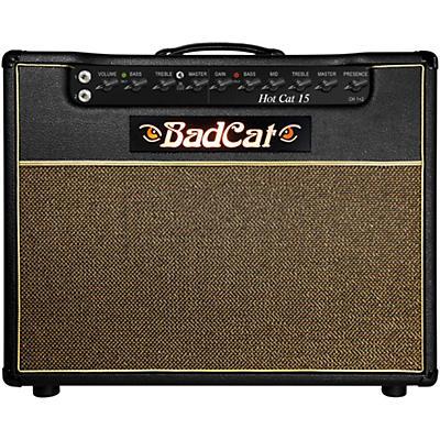 Bad Cat Hot Cat 15W 1x12 Guitar Combo Amp