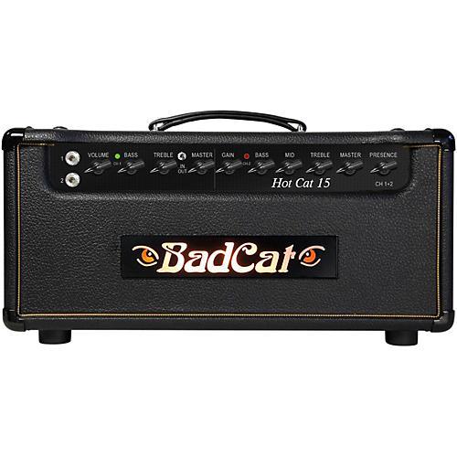 Bad Cat Hot Cat 15W Guitar Amp Head Condition 1 - Mint