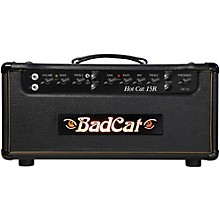 Open Box Bad Cat Hot Cat 15W Guitar Amp Head with Reverb