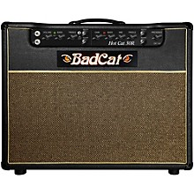 Open BoxBad Cat Hot Cat 30 1x12 Guitar Combo Amp with Reverb