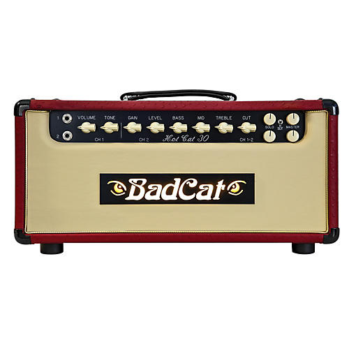 Bad Cat Hot Cat 30 30W Guitar Tube Head
