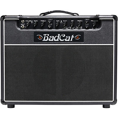 Bad Cat Hot Cat 30R 30W 1x12 Tube Guitar Combo Amp