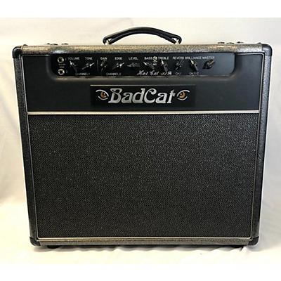 Bad Cat Hot Cat 30W 1x12 With Reverb Tube Guitar Combo Amp