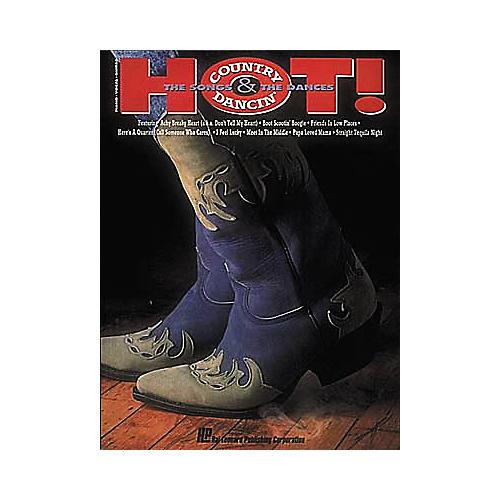 Hal Leonard Hot Country Dancin' Songbook