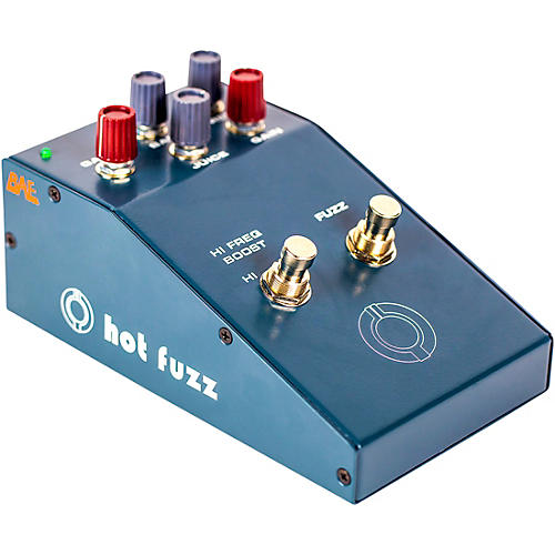 BAE Hot Fuzz Effects Pedal
