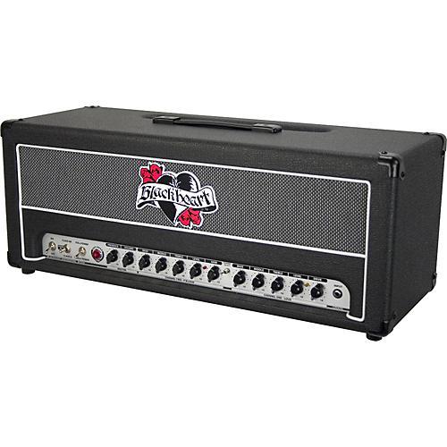 Blackheart Hot Head BH100H 100W Tube Guitar Amp Head