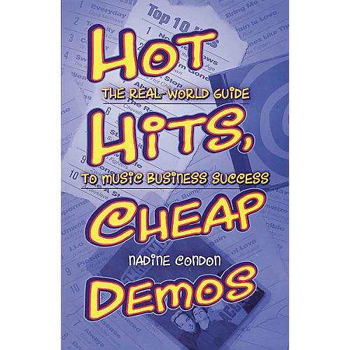 Backbeat Books Hot Hits, Cheap Demos Book