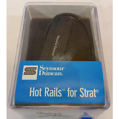 Seymour Duncan Hot Rails For Strat Humbucker Electric Guitar Pickup