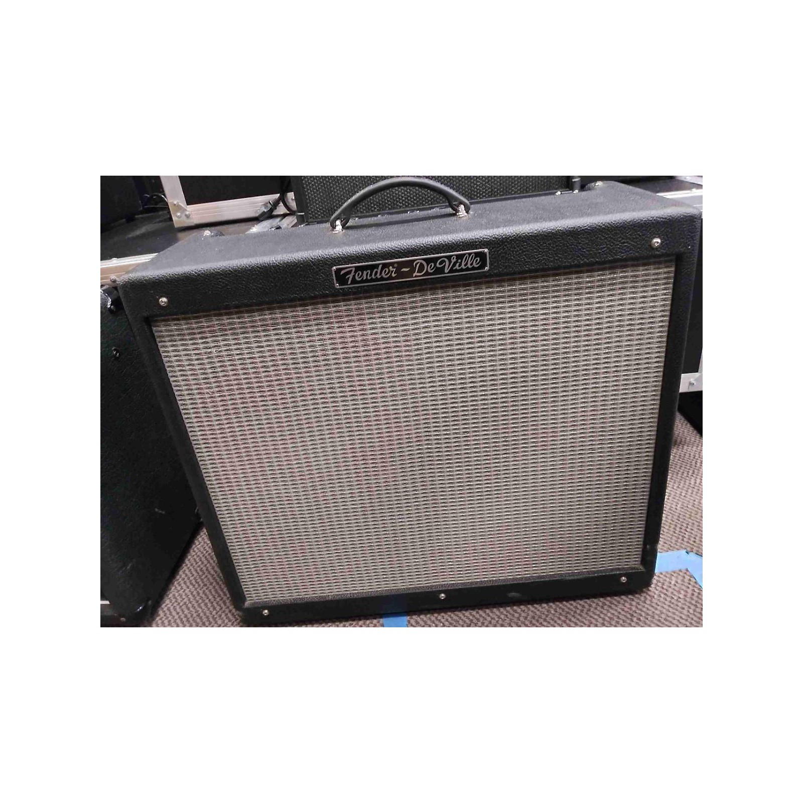 Fender Hot Rod Deville II 60W 2x12 Tube Guitar Combo Amp