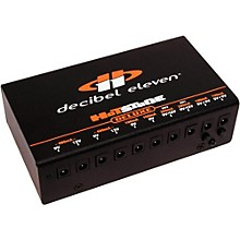 Open BoxDecibel Eleven Hot Stone Deluxe Isolated DC Power Supply