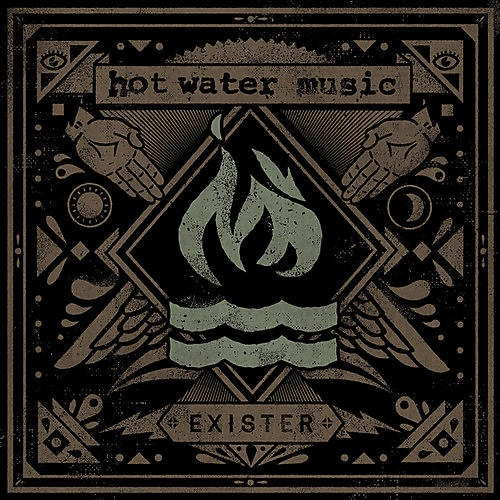 Alliance Hot Water Music - Exister