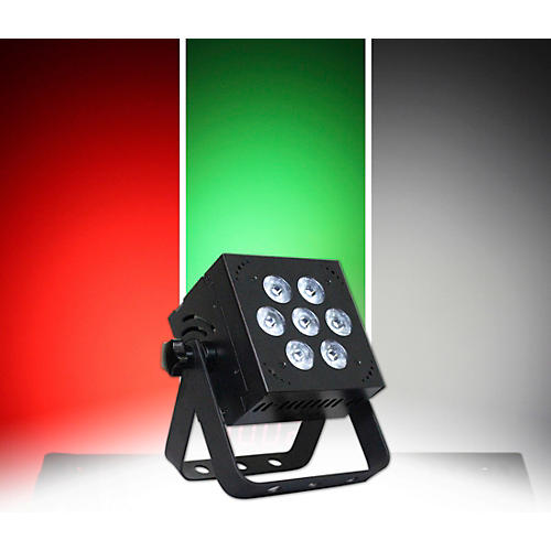 Blizzard HotBox 5 RGBAW LED Compact Wash Light with Wireless Compatibility