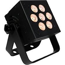Open BoxBlizzard HotBox Infiniwhite 7 x 5W AWC LED Wash Light