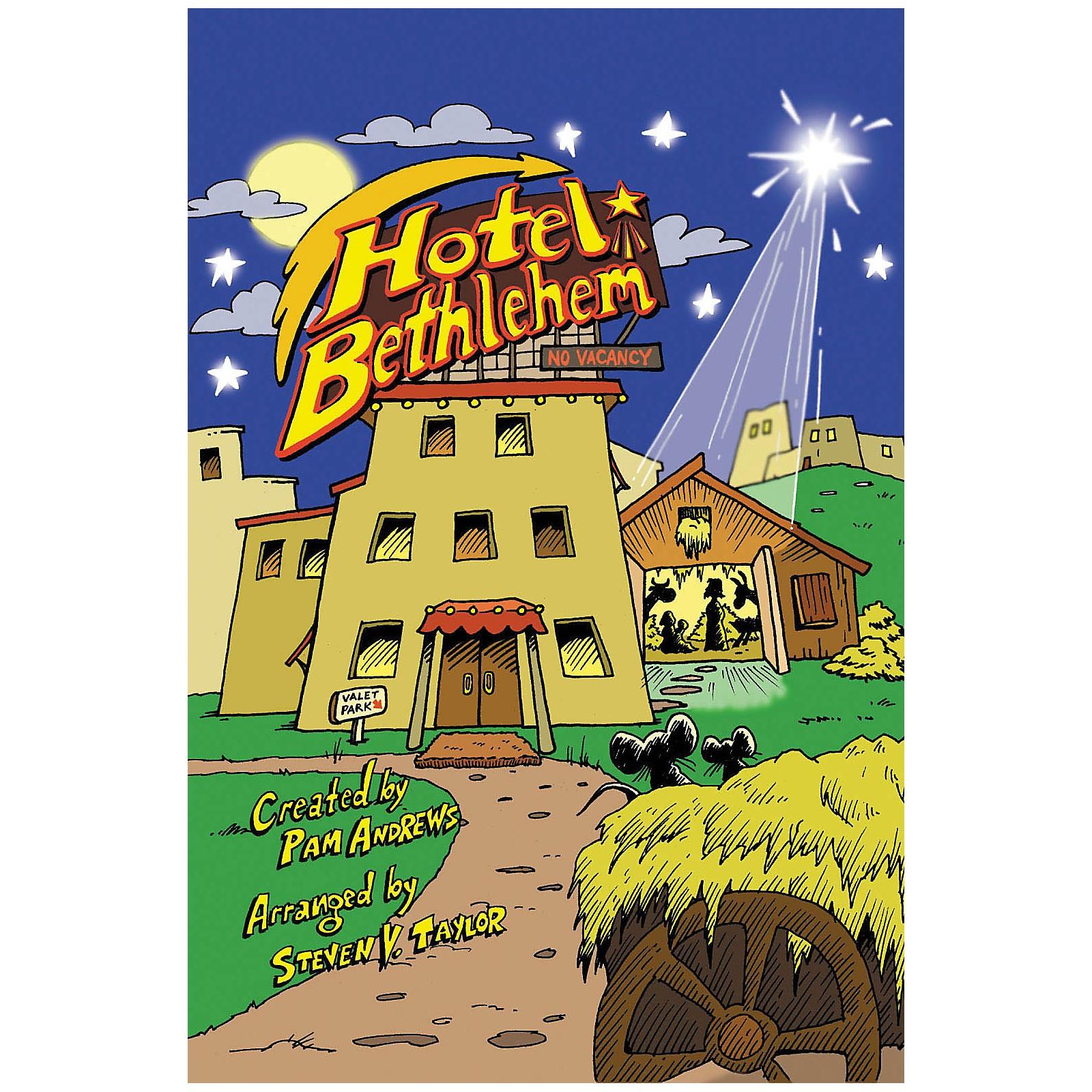 Integrity Music Hotel Bethlehem (A Children's Christmas Musical) Preview Pak Arranged by Steven V. Taylor