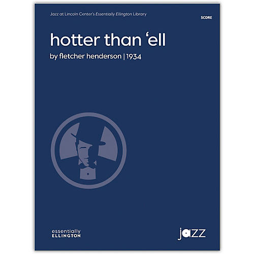 Alfred Hotter Than 'ell Conductor Score 5 (Advanced / Difficult)