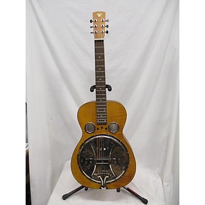 Dobro Hound Dog Deluxe Square Neck Resonator Guitar