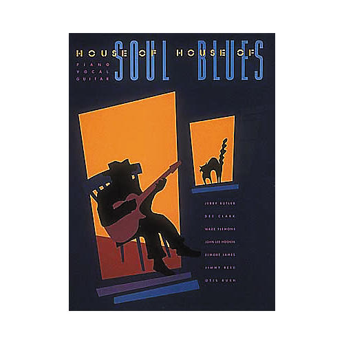 Hal Leonard House Of Soul/House Of Blues Songbook