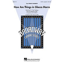 Hal Leonard How Are Things in Glocca Morra (from Finian's Rainbow) TTBB A Cappella Arranged by John Purifoy