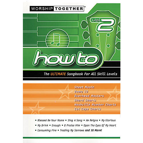 Worship Together How To - Volume 2 Book