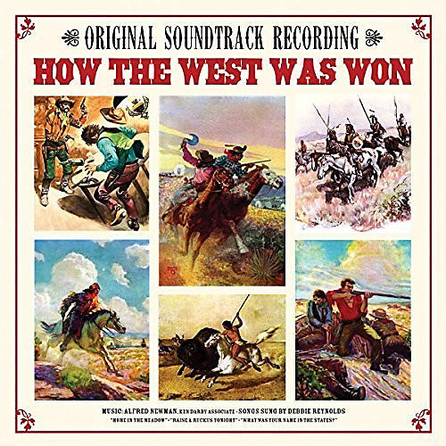Alliance How the West Was Won (Original Soundtrack)