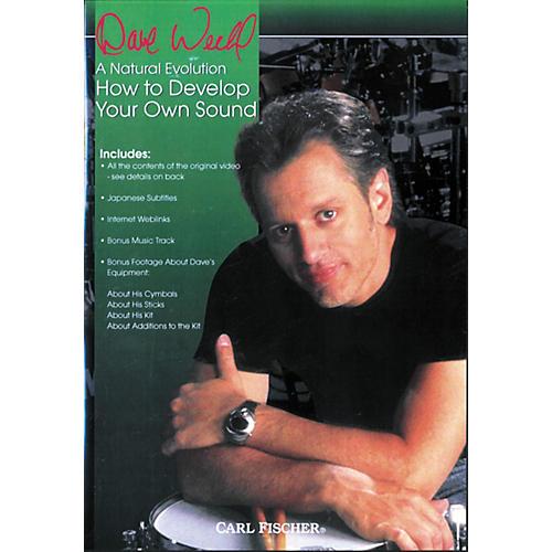 Carl Fischer How to Develop your own Sound DVD
