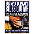 Backbeat Books How to Play Blues Guitar: The Basics and Beyond Book thumbnail