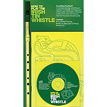 Music Sales How to Play the Irish Tin Whistle Music Sales America Series Softcover with CD