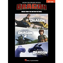 Hal Leonard How to Train Your Dragon (Music from the Motion Pictures) Easy Piano Songbook