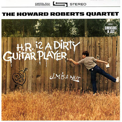 Alliance Howard Roberts - Color Him Funky/H.R. Is A Dirty Guitar Player