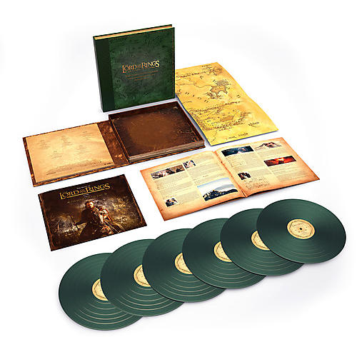Alliance Howard Shore - Lord Of The Rings: Return Of The King: Complete  Recordings