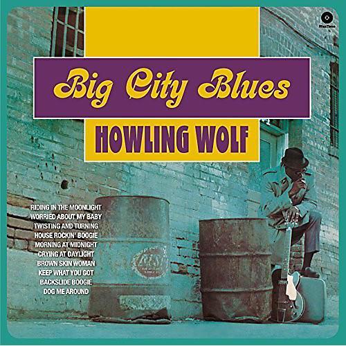 Alliance Howlin Wolf - Big City Blues + 5 Bonus Tracks