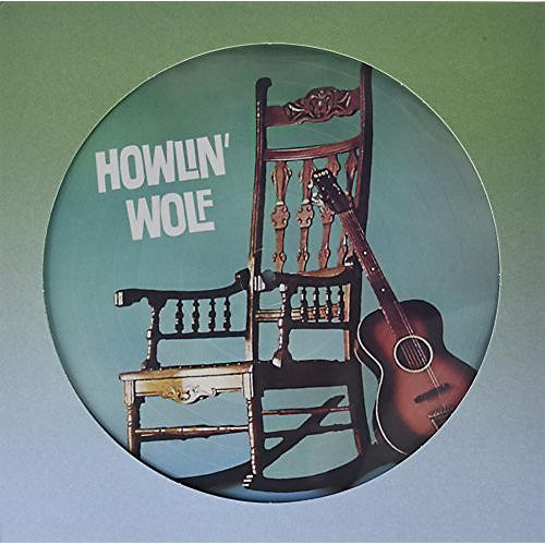 Alliance Howlin' Wolf - Howlin Wolf (Picture Disc)