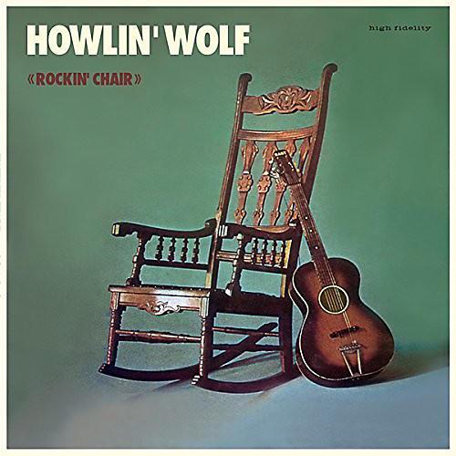 Alliance Howlin Wolf - Rockin Chair Album + 4 Bonus Tracks