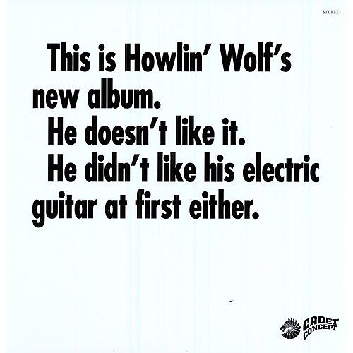 Alliance Howlin' Wolf - The Howlin' Wolf Album