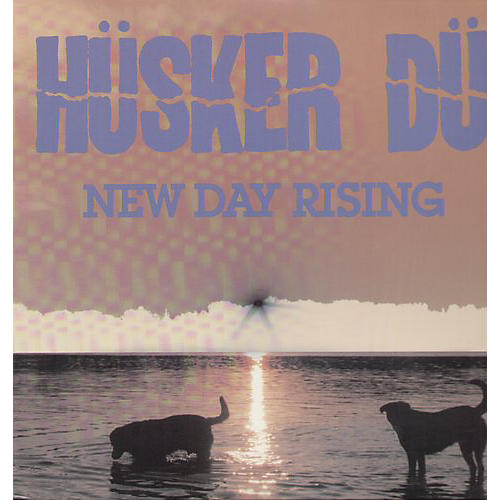 Alliance Hüsker Dü - New Day Rising