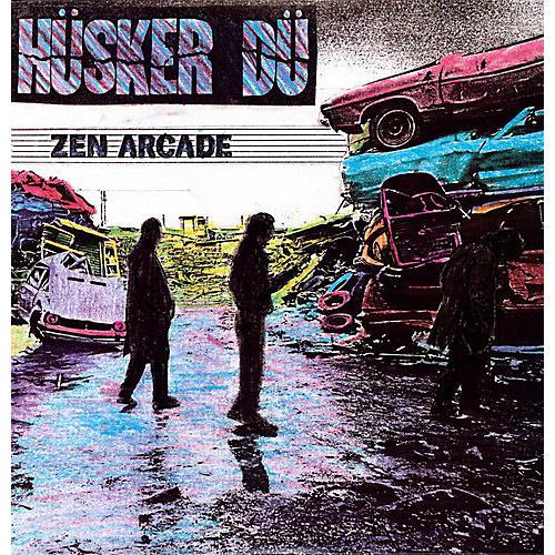 Alliance Hüsker Dü - Zen Arcade
