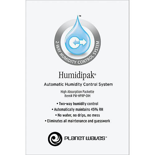 D'Addario Planet Waves HuMIDIpak High Absorption Pack