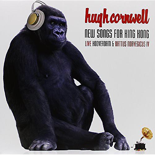 Alliance Hugh Cornwell - New Songs for King Kong