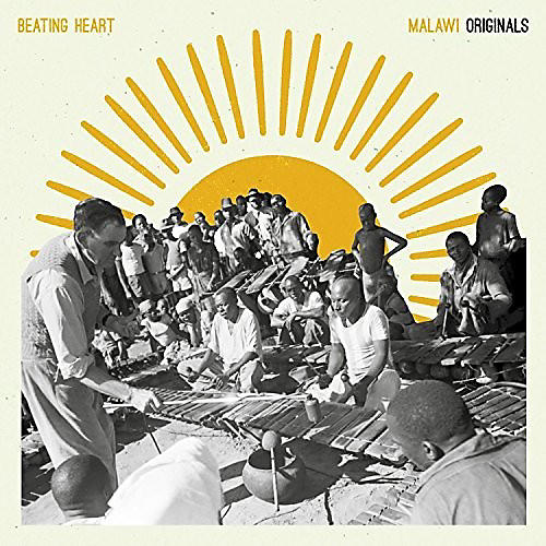 Alliance Hugh Tracey - Beating Heart Malawi (Originals) Recorded By Hugh Tracey