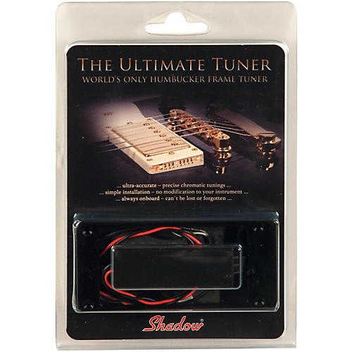 Shadow Humbucker Ring Tuner for Archtop Electric Guitar