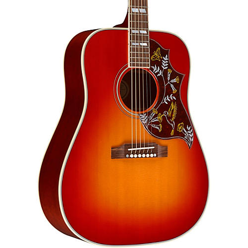 gibson hummingbird 2019 standard acoustic electric guitar vintage cherry sunburst musician 39 s. Black Bedroom Furniture Sets. Home Design Ideas